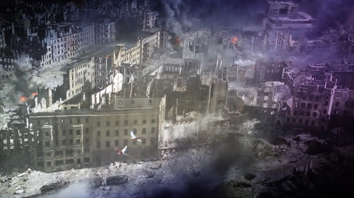 © Dresden, je t'aime.
