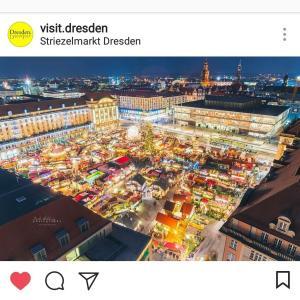 Marché de Noel - Striezelmarkt - Dresden